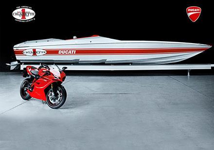 Ducati мечта дори за милионери