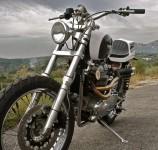 Италиански къстъм на Triumph Bonneville 03