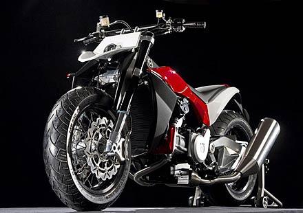 Husqvarna излизат с шосеен мотоциклет