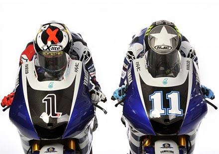 Моторите на Yamaha в новия GP сезон