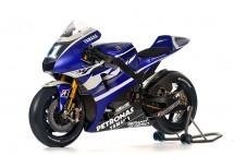 Новите състезателни мотори на Yahama за новия GP сезон 01