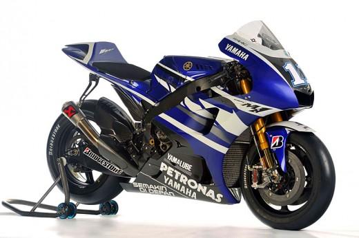 Новите състезателни мотори на Yahama за новия GP сезон 02