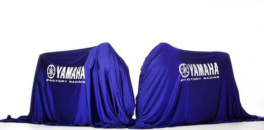 Новите състезателни мотори на Yahama за новия GP сезон 11