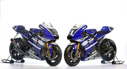 Новите състезателни мотори на Yahama за новия GP сезон 12