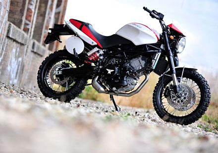 Продава се мотоциклетна компания в добро състояние