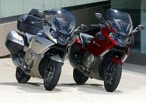 Истински туъръри - K 1600 GT и K 1600 GTL 01