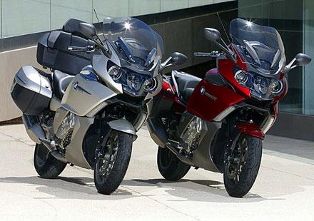 Истински туъръри – K 1600 GT и K 1600 GTL