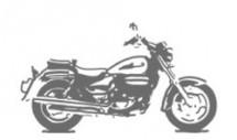 Круизър мотоциклети, чопъри, къстъм мотори