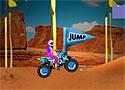 Desert Stunt Riding