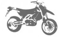 Supermoto motorcycles