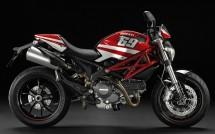 Духът на Роси в Ducati Monster 02