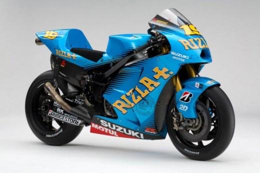 Rizla Suzuki показа премяната за 2011 01