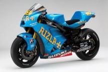 Rizla Suzuki показа премяната за 2011 02