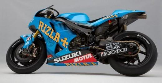 Rizla Suzuki показа премяната за 2011 06