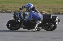 Новият немски мотоциклет Horex VR6 - тестове 01