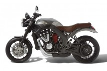 Новият немски мотоциклет Horex VR6 - тестове 02