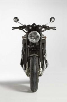 Новият немски мотоциклет Horex VR6 - тестове 03