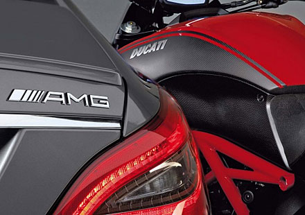 Mercedes купува Ducati?