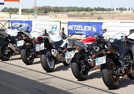 Радиални гуми за мотори от Metzeler