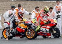 FIM стяга маршалите на MotoGP