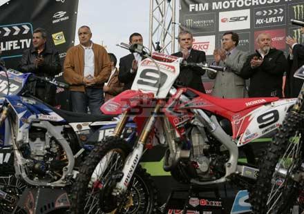 Бойко Борисов откри мотокрос сезон 2011