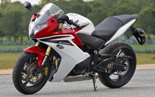 2011 Honda CBR600F ABS 05