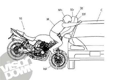 Въздушни възглавници на Honda