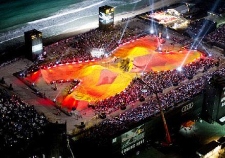 Red Bull X-Fighters World 2011 – започна най-вълнуващото мотокрос шоу в света