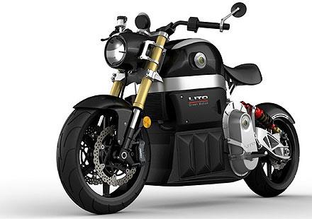 Lito Sora – кандаски електрически мотор