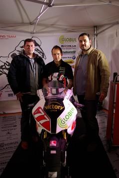 PB Racing Team - неудържими от старта с BMW S 1000 RR 01