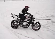 Истинско зимно приключение с мотор