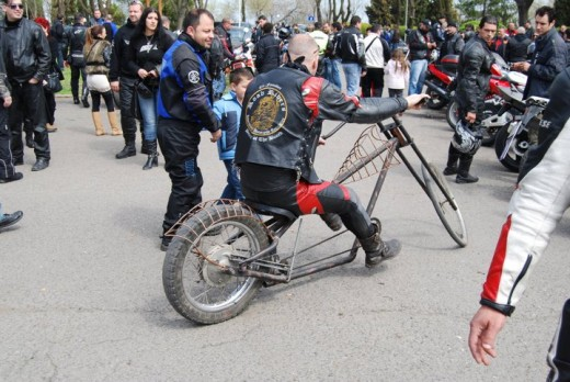 Снимки от откриването на мото сезона в Бургас 07