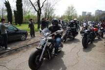 Снимки от откриването на мото сезона в Бургас 12