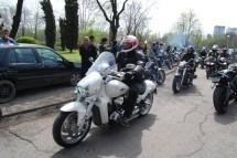 Снимки от откриването на мото сезона в Бургас 13