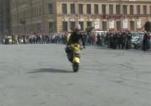 Забавлението на руските байкъри