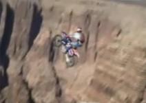 Травис Пастрана - скок над Гранд Каньон