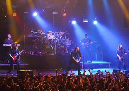 Взаимна наслада за Blind Guardian и публиката