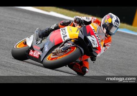 MotoGP: Педроса най-бърз на първите тестове на Сепанг