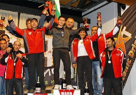 Регистрирай се за Balkan off-Road Marathon 2011