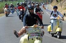 Световни дни на скутерите Vespa 2011 03