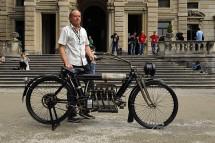 Моторна история от Белгия - на почит в новия век 01