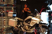 Шпионски снимки на мотора Honda Crosstourer 03