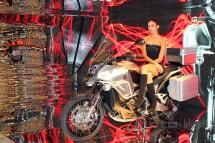 Шпионски снимки на мотора Honda Crosstourer 05