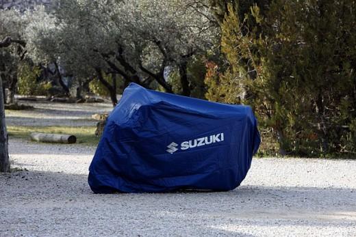 Официалните аксесоари за Suzuki GSX-R 01