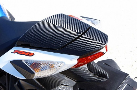 Официалните аксесоари за Suzuki GSX-R 06