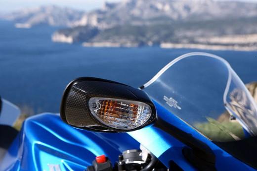 Официалните аксесоари за Suzuki GSX-R 07