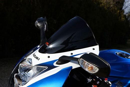 Официалните аксесоари за Suzuki GSX-R 25