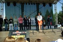 MOTO BG отпразнува десткия празник, съвместно с Atrox MCC и Night Riders MC 03