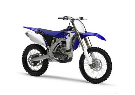 Кросаците на Yamaha за 2012 – YF250F и YZ450F