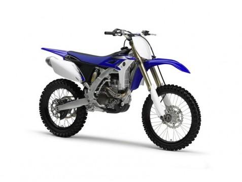 Кросаците на Yamaha за 2012 01